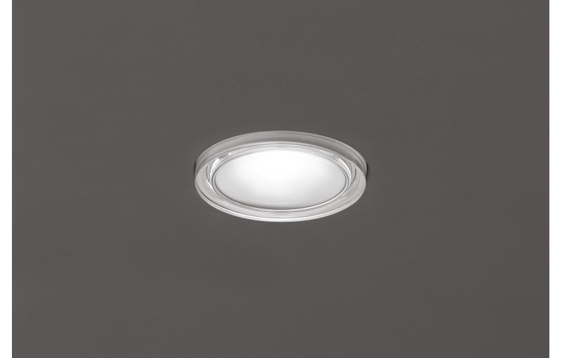 Lampa sufitowa podtynkowa Eye 80 40°